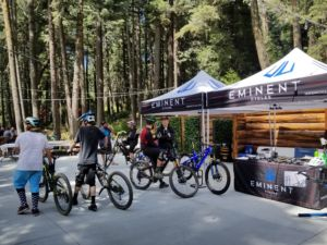mountain bike culture at Lake Arrowhead Bike Fest