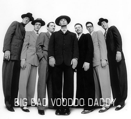 Big Bad Voodoo Daddy Live at SkyPark Bike Fest Sat., Sept. 1, 2018