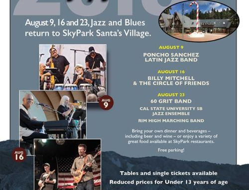 27th Annual Blue Jay Jazz Festival at SkyPark
