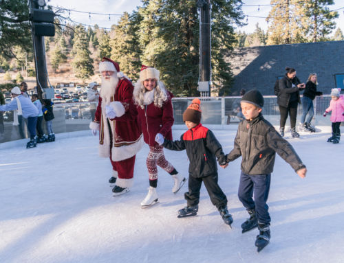 Five Things to Do in Lake Arrowhead During Winter