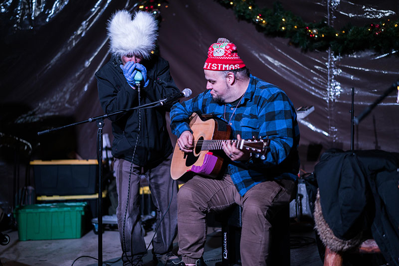 60 Grit Band - Live Music in Lake Arrowhead - SkyPark at Santa's Village