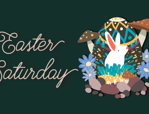 Easter Saturday 2021
