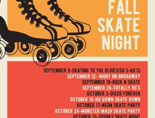 SkyPark Skate Nights 2020