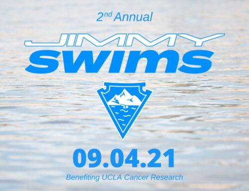 JIMMY SWIMS: 2ND ANNUAL CHARITY EVENT FOR UCLA CANCER RESEARCH