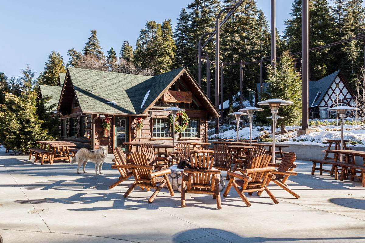 Lifestyle Membership - Lake Arrowhead Activities - SkyPark at Santa's Village