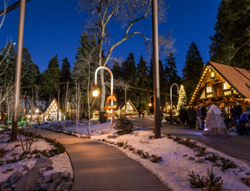 Discover the Magic of Christmas in Lake Arrowhead