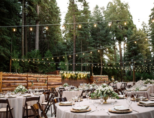 14 Tips for Making Your Outdoor Wedding Perfect