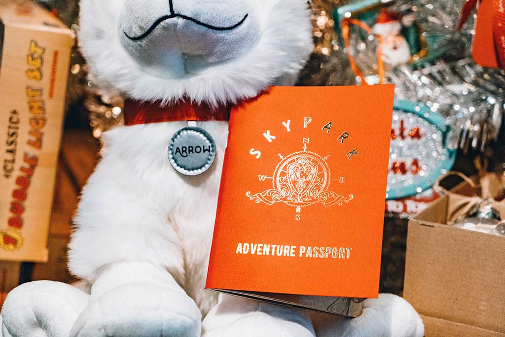 Adventure Passport - SkyPark at Santa's Village