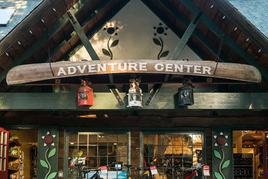The SkyPark Adventure Center - Shop at SkyPark at Santa's Village