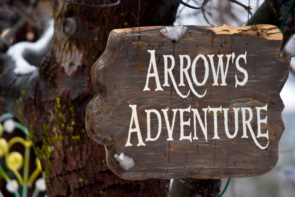 Santa's Village Attractions - Arrow's Adventure