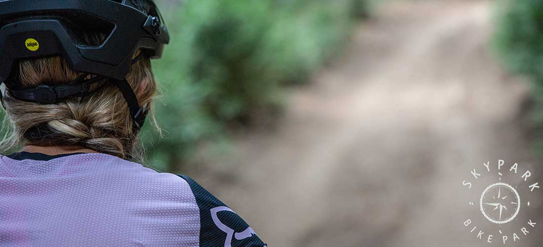 Bike Park Trails - Places to ride in Lake Arrowhead - SkyPark at Santa's Village