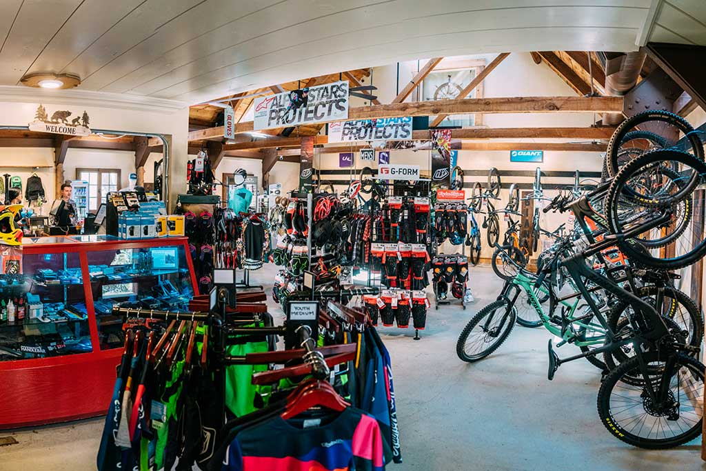 The Bike Shop - SkyPark at Santa