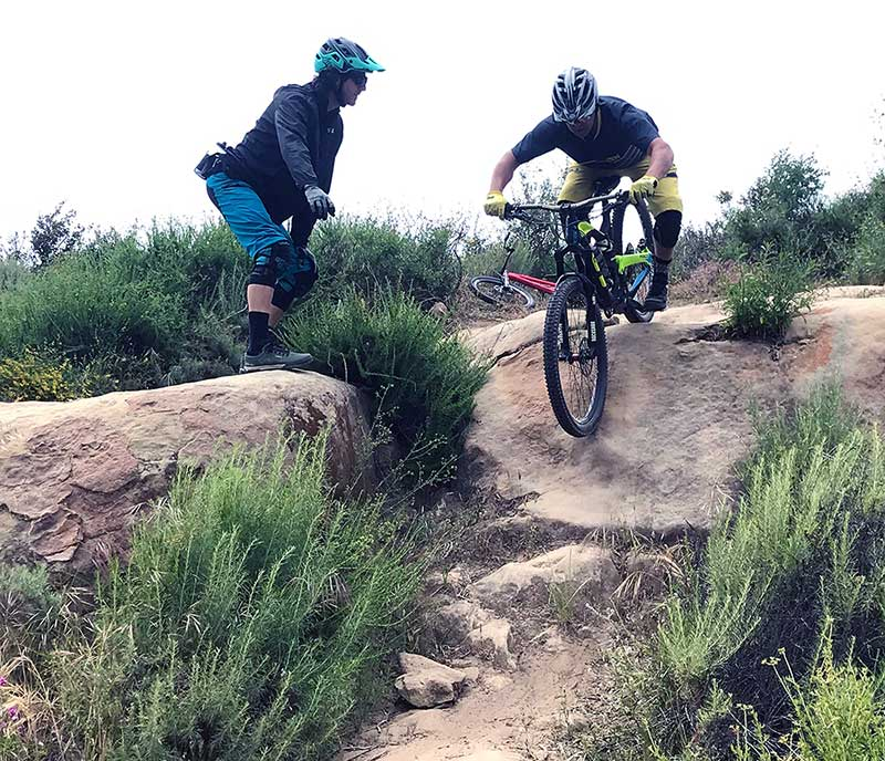 Clinics with Pro Kevin Aiello - SkyPark Bike Park
