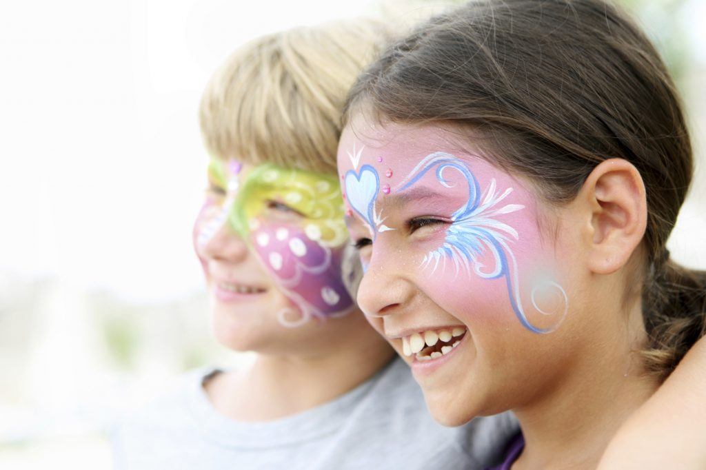 Face Painting and Caricatures