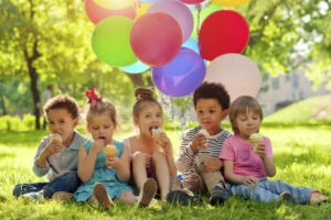 Birthday Parties - Birthday Party Locations in Lake Arrowhead - SkyPark at Santa's Village