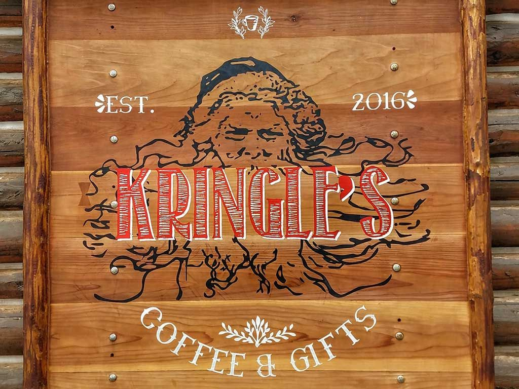 Kringle's Coffee & Gifts - Shop at SkyPark at Santa's Village