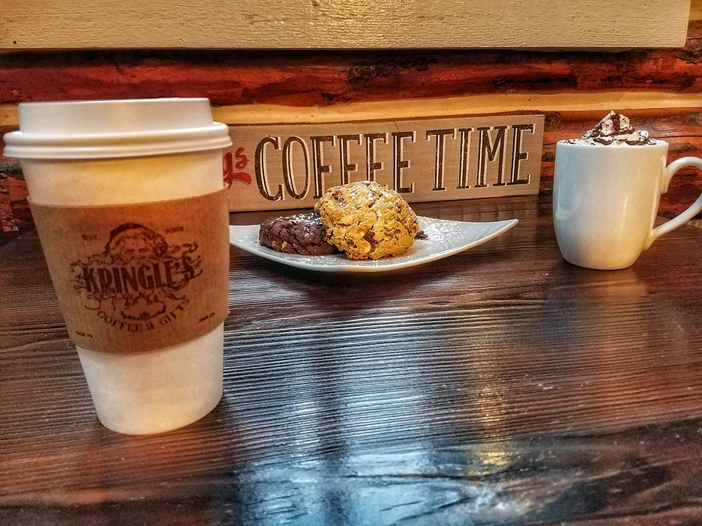 Kringle's Coffee & Gifts - SkyPark at Santa's Village