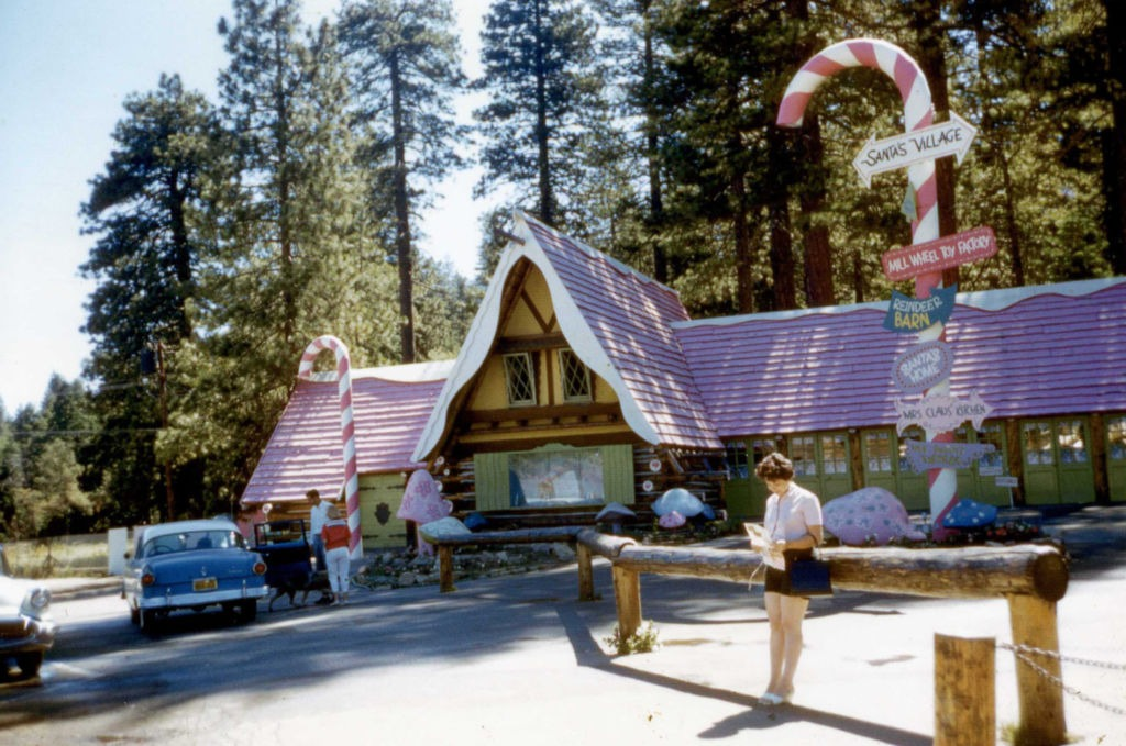 About us - History of SkyPark at Santa's Village - Lake Arrowhead Activities