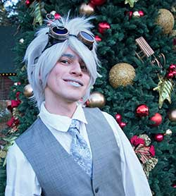 Northwoods Characters - Jack Frost - SkyPark at Santa's Village