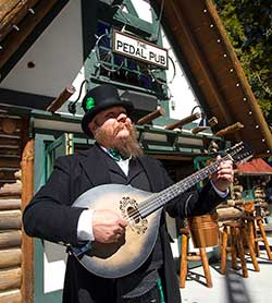 Northwoods Characters - Shamus the Leprechaun - SkyPark at Santa's Village