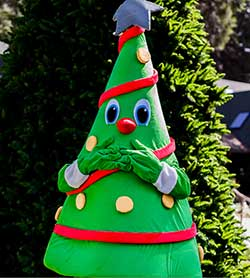 Northwoods Characters - Tree - SkyPark at Santa's Village