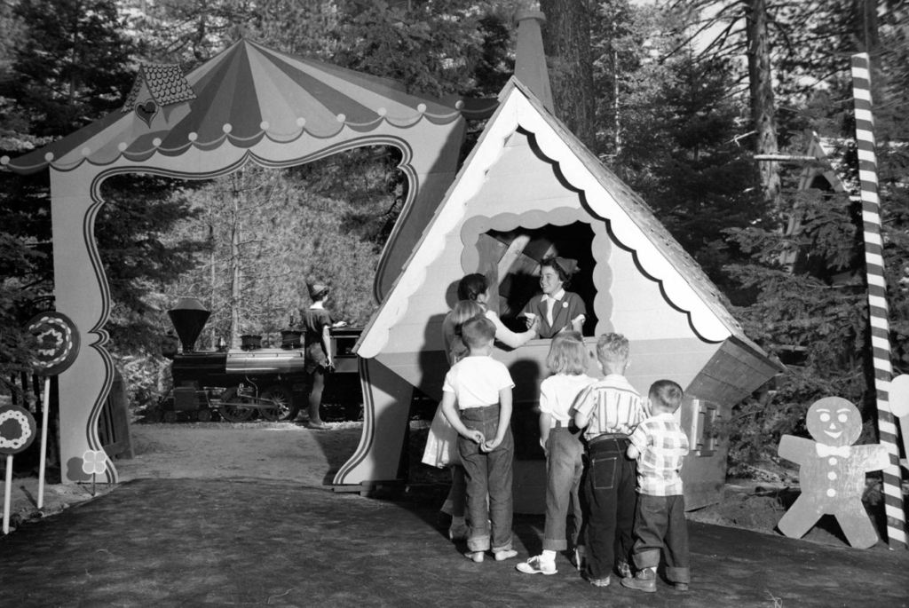 About Us - History of the Park - SkyPark at Santa's Village
