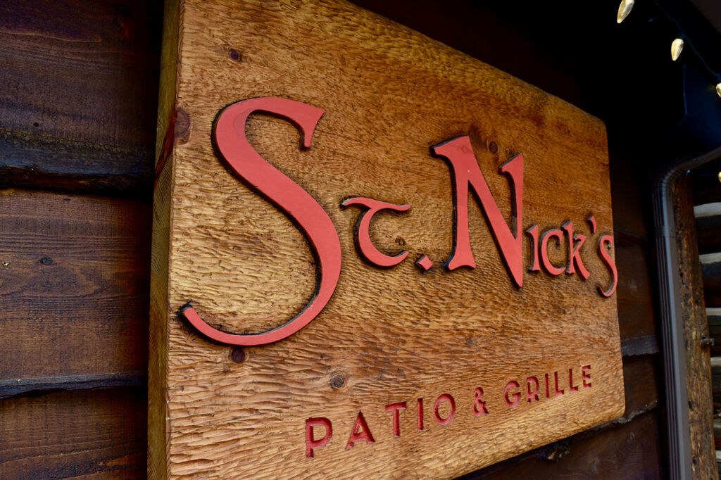 Restaurants - St. Nick's Patio and Grille - SkyPark at Santa's Village