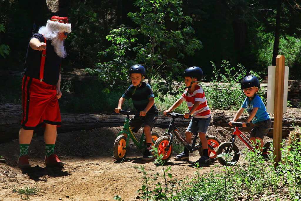 Strider Balance Bike Trail - Santa's Village Attractions