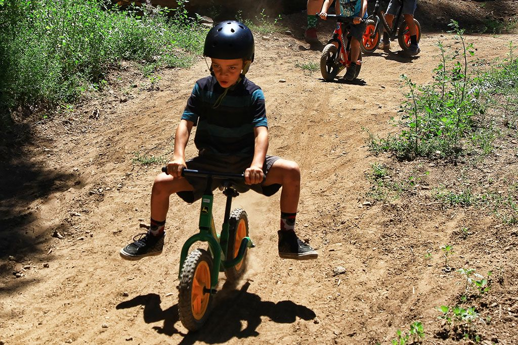The Strider Balance Bike Trail